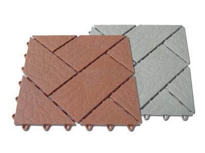 菱形组合地板
